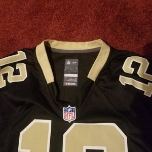 New Orleans Saints NFL jersey #12. Colston